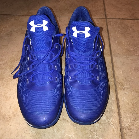 Under Armour Shoes | Charged Blue And